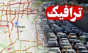 آخرین وضعیت ترافیکی جادههای کشور در ۹ شهریورماه