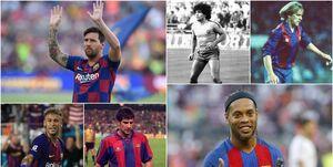 آخرین اسطورهای که بارسلونا را شوکه کرد