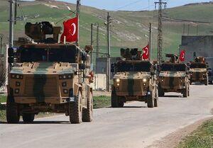 حمله به نیروهای ترکیه در ادلب