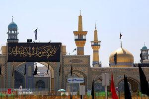 عزاداری عاشورای حسینی (ع) در مشهد
