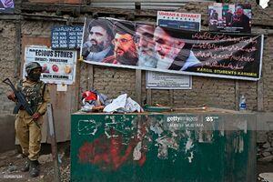 تصویری متفاوت از عزاداری شیعیان در هند