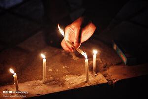 عکس/ مراسم شام غریبان در همدان