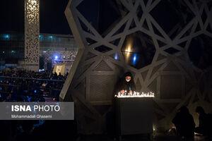 شام غریبان حسینی؛ محرم ۹۹