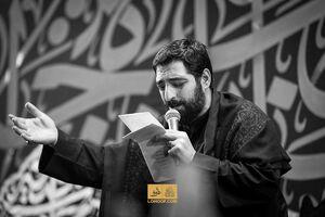 عکس/ مراسم شام غریبان؛ هیئت ریحانه الحسین(ع)