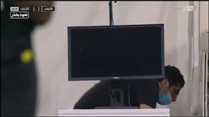 VAR در لیگ بازی لیگ عربستان مختل شد