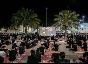 عکس/ عزاداری شیعیان در منطقه قطیف عربستان
