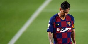 ۱۰ دلیلی که مسی میخواهد بارسلونا را ترک کند