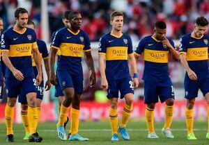 قرنطینه تمام اعضای تیم فوتبال بوکاجونیورز پس از ابتلای ۱۹ بازیکن به کرونا