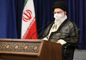 فیلم/ قدردانی رهبر انقلاب از عزاداران حسینی