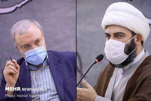 نمکی از رئیس سازمان تبلیغات اسلامی قدردانی کرد