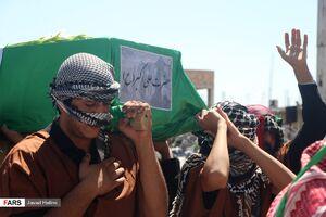 عکس/ برگزاری آئین پانصد ساله «بنی اسد پیشوا غریبانه»