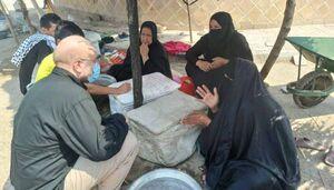 اصل ماجرای سفر قالیباف به خوزستان +عکس