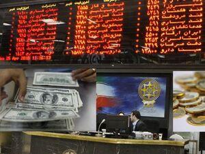 جدایی دلار از بازار بورس