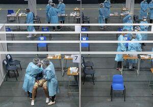 آزمایش همگانی کرونا در هنگ کنگ
