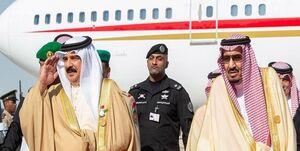 تمجید شاه بحرین از عربستان و امارات پس از سازش با اسرائیل