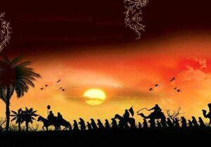 فیلم/ هدف امام حسین(ع) از قیام  چه بود؟