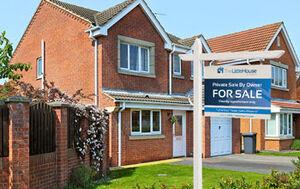 بیشترین افزایش ماهیانه قیمت خانه در انگلیس