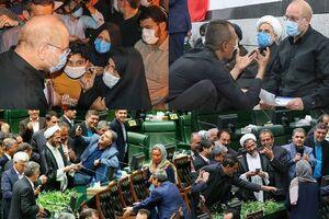 از سلفی حقارت در مجلس دهم تا لباس خاکی قالیباف در مجلس یازدهم/ چرا «مدیریت جهادی» اصلاح طلبان را عصبانی میکند؟ +عکس