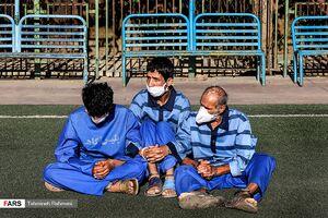 عکس/ ششمین مرحله از طرح ظفر پلیس پایتخت