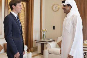 امیر قطر: تشکیل کشور فلسطین جزو مواضع ثابت ماست