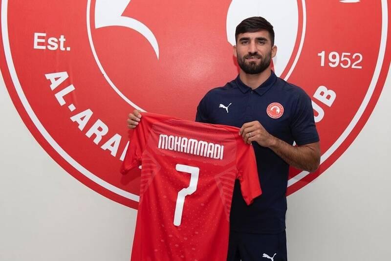 ستایش روزنامه قطری از بازیکن ایرانی