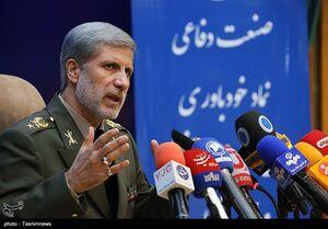 امیر حاتمی خبر داد: تولید بیش از ۳۸ هزار قطعه نظامی توسط وزارت دفاع