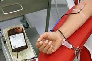 ذخایر خونی در تهران کاهش یافت