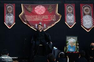 عکس/ مجلس یادبود مرحوم حاج عبدالعلی رحیمی