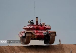 عکس/ مسابقات ارتشهای جهان در روسیه