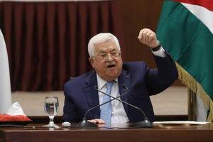 محمود عباس: هیچ کس اجازه ندارد از طرف ما حرفی بزند