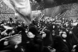 آغاز عزاداری قبیله بنی اسد در کربلای معلی