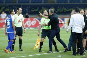 مشکلات بزرگ داوری در فینال جام حذفی