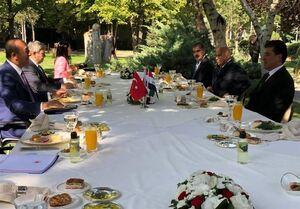 نیچروان بارزانی به ترکیه رفت