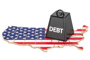 بدهی آمریکا سال آینده از اقتصاد این کشور بزرگتر میشود