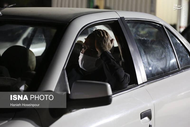 2906408 - عکس/ سوگواری خودرویی در شیراز