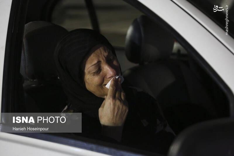 2906411 - عکس/ سوگواری خودرویی در شیراز