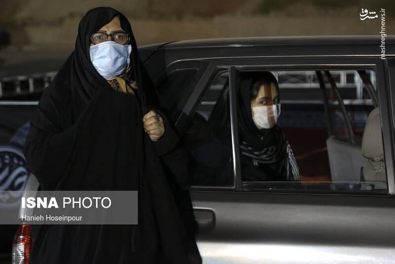 2906412 - عکس/ سوگواری خودرویی در شیراز