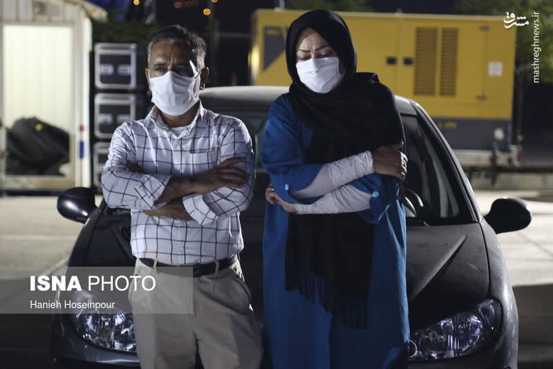 2906413 - عکس/ سوگواری خودرویی در شیراز