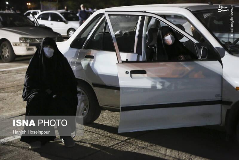 2906416 - عکس/ سوگواری خودرویی در شیراز