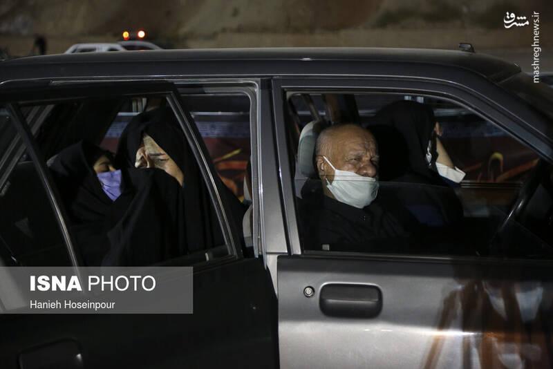 2906422 - عکس/ سوگواری خودرویی در شیراز