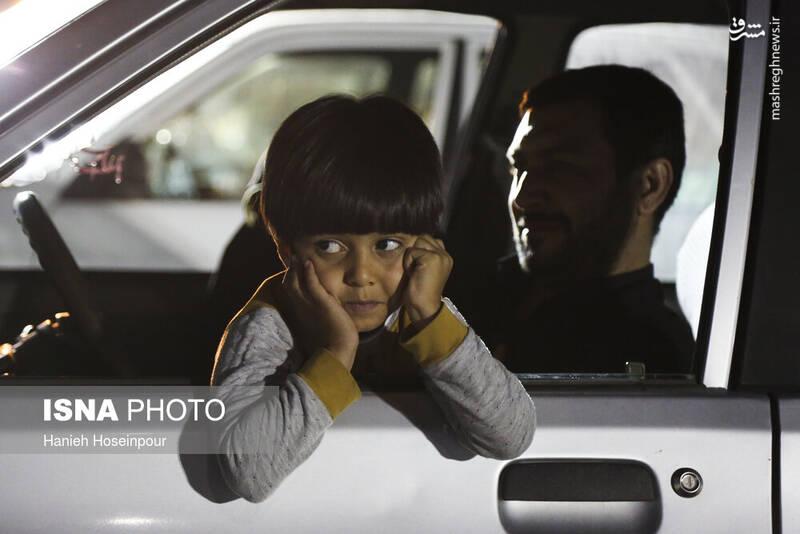 2906426 - عکس/ سوگواری خودرویی در شیراز