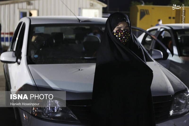 2906428 - عکس/ سوگواری خودرویی در شیراز