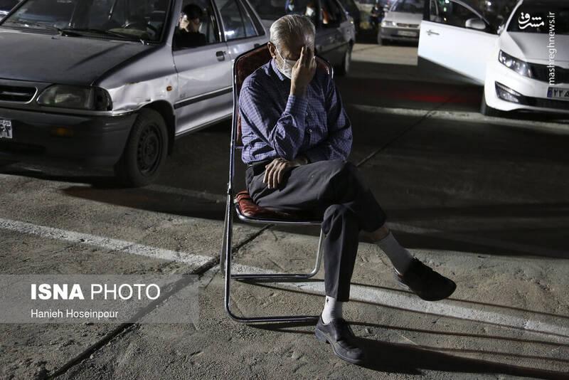 2906429 - عکس/ سوگواری خودرویی در شیراز