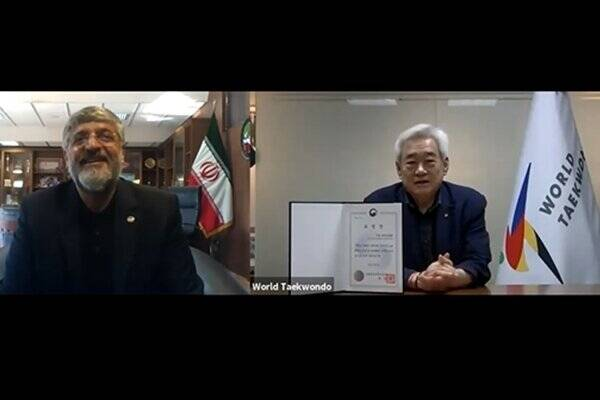 فدراسیون تکواندو ایران برترین فدراسیون جهان