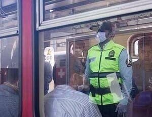 روایتی از مأمور رزمیکار پلیس امر به معروف در مترو