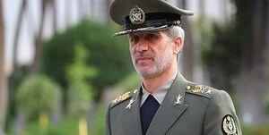 وزیر دفاع: 90 درصد نیازهای تسلیحاتیمان را در داخل تولید میکنیم/ جبهه مقاومت مرز جغرافیایی نمیشناسد