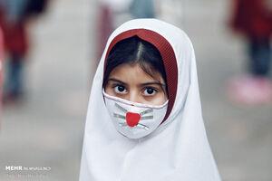 عکس/ آغاز سال تحصیلی جدید در مدارس همدان