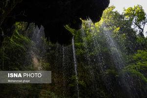آبشار «بهشت باران»
