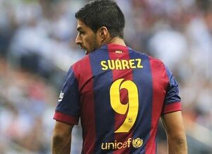 شماره «۹» سوارس بارسلونا به چه کسی میرسد؟