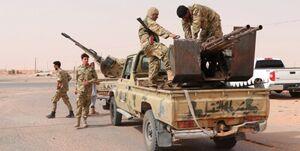 صفآرایی نیروهای حفتر در منطقه «هلال نفتی»